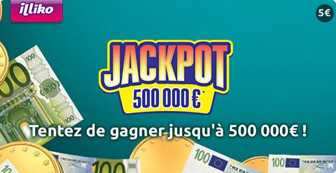 Fiche Jeu Jackpot