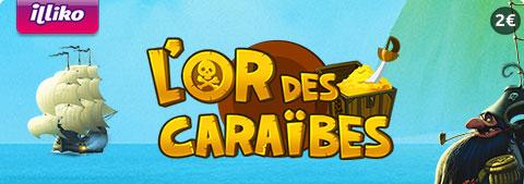 L'or des Caraibes