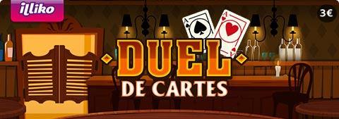 Fiche Jeu Duel de cartes