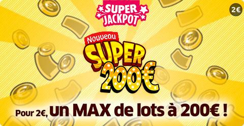 Fiche Jeu Super 200