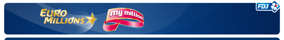 My Million – Euro Millions – FDJ®