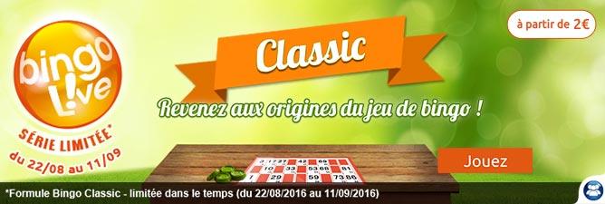 Bingo Live : Jouez maintenant
