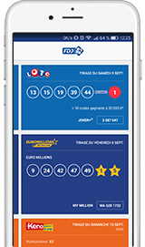 Jouez à Euro Millions sur Mobile