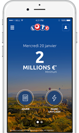 Application Mobile LOTO(R)