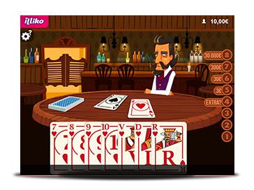 Visuel du jeu Duel de cartes