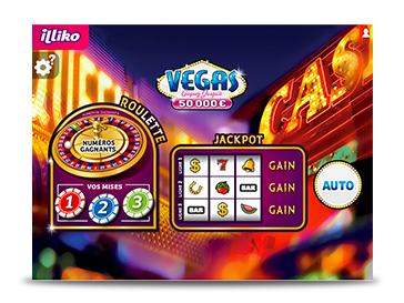 Visuel du jeu Vegas