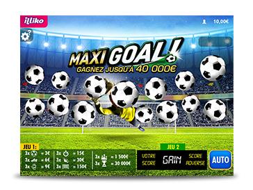 Jeu Maxi Goal