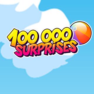 Jeu 100 000 Surprises été