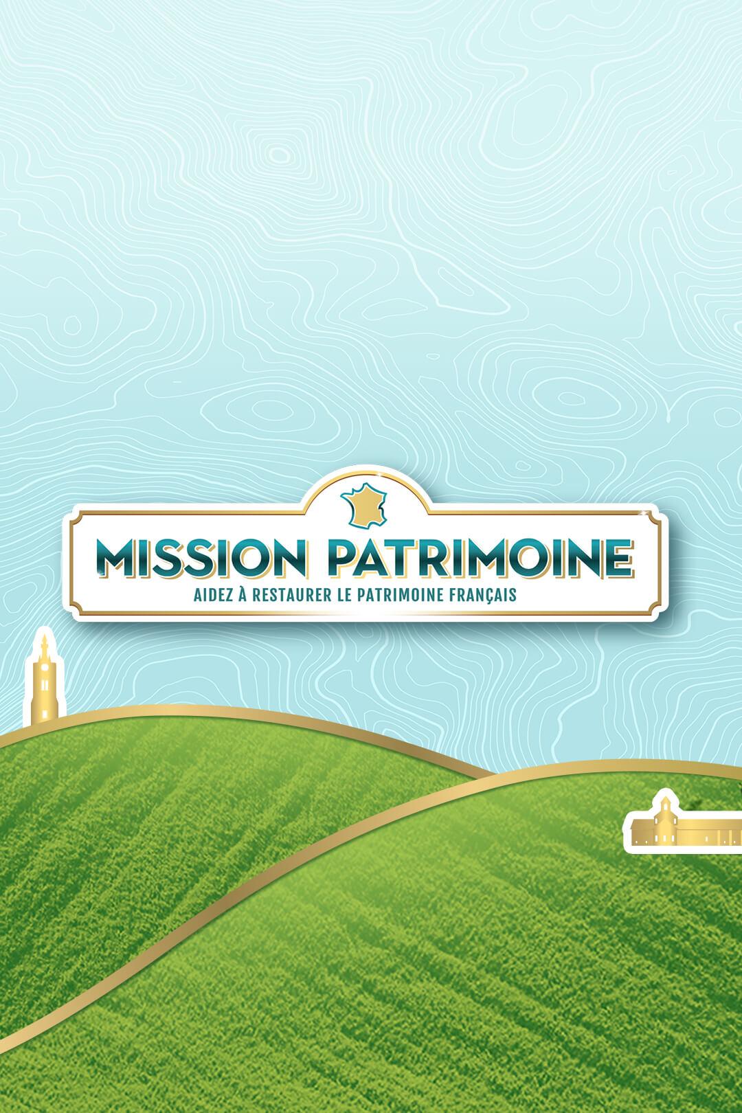 Mission Patrimoine 2019