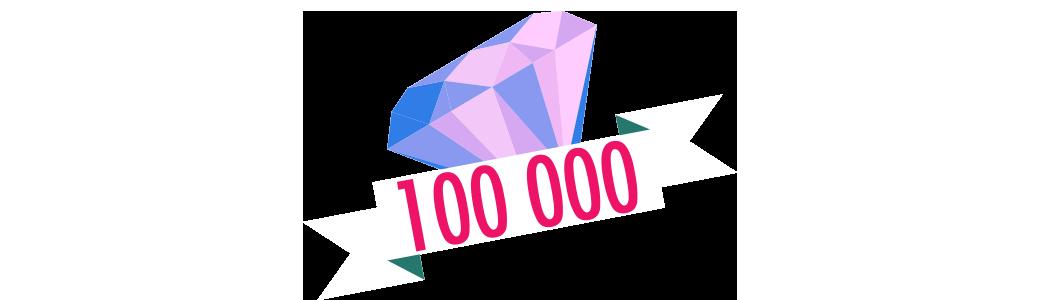 Bingo 100 000 | Logo