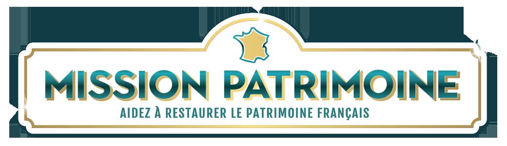 Mission Patrimoine | Logo