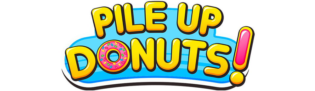 Pile Up Donuts | Logo