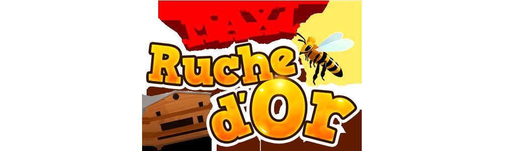 Maxi Ruche d'or | Logo