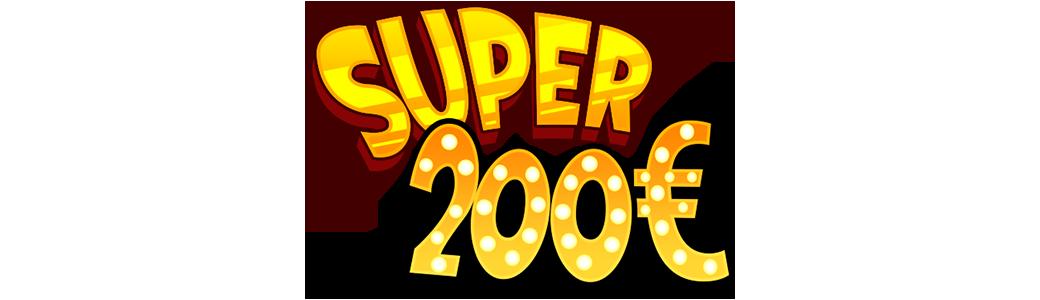 Super 200 | Logo
