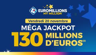 Méga Jackpot Euromillions