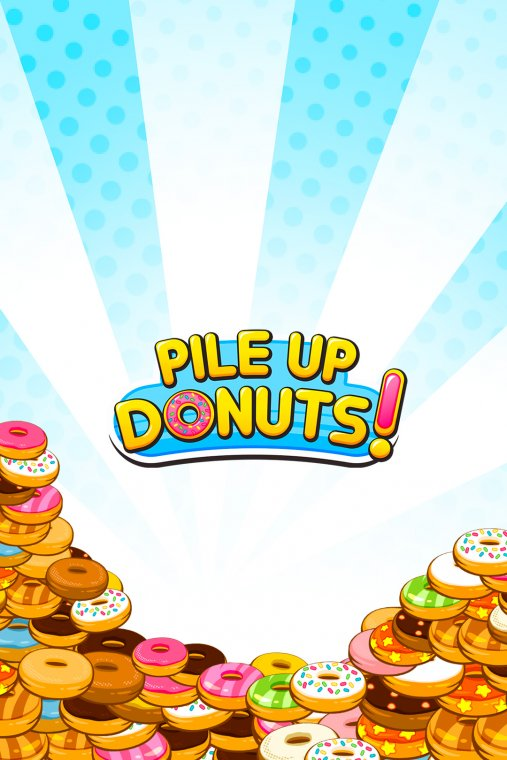 Pile Up Donuts