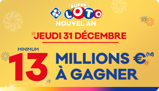 Super Loto Nouvel an