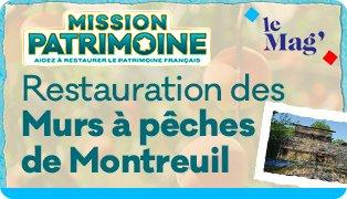 Mission Patrimoine