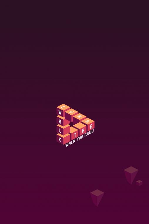 Walk the cube