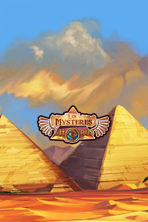 Les mystères d'horus