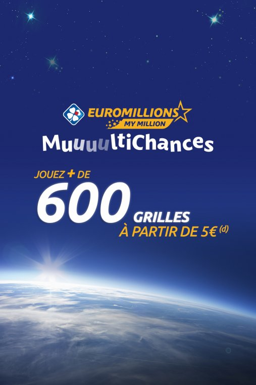 Multichances Euromillions