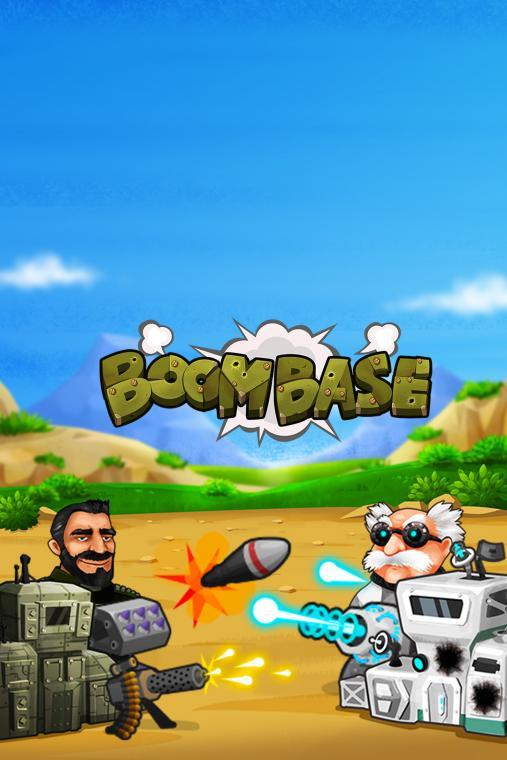 Boom Base