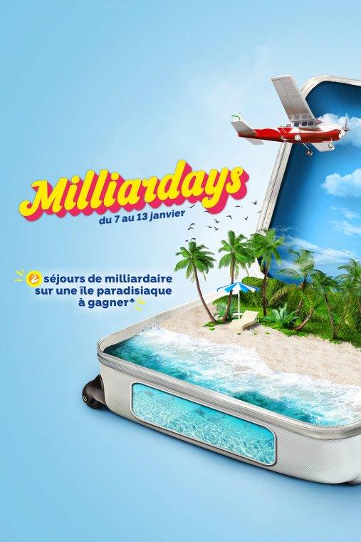 Milliardays Thailande