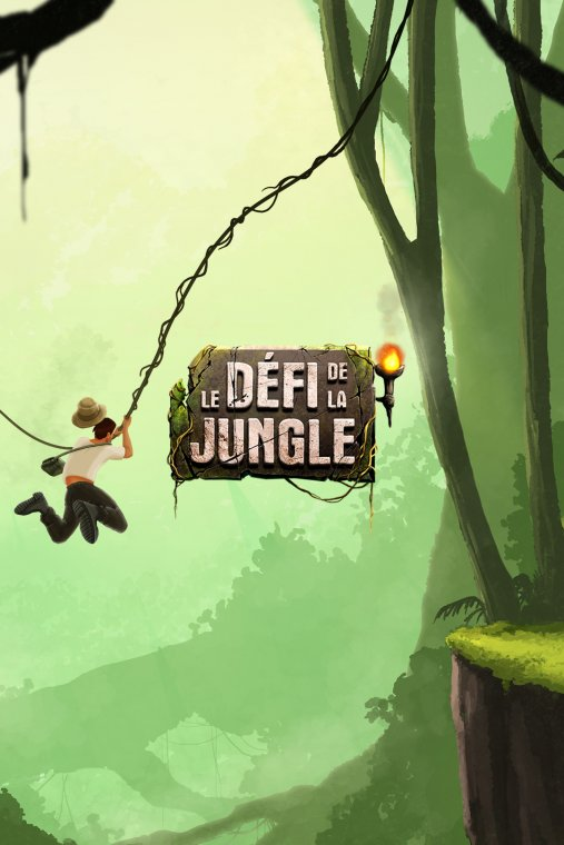Le défi de la jungle