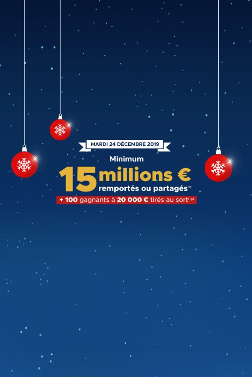 Grand Loto Noel