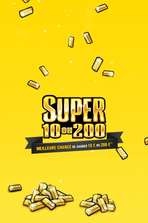 Super 10 ou 200