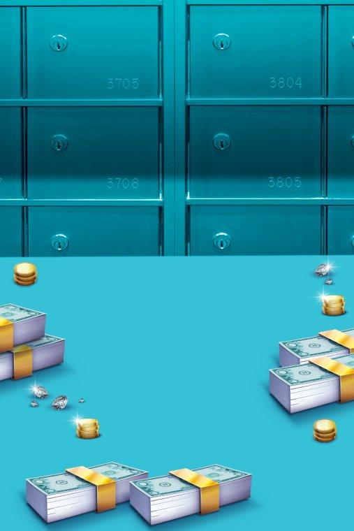 Banco | Master desk (fond)