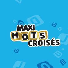 Maxi Mots Croisés